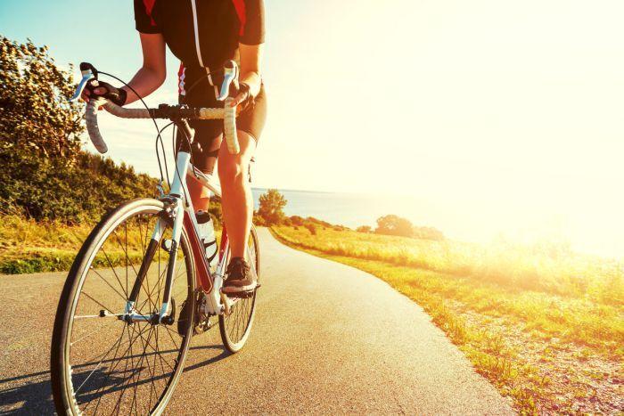 7 Luka Waktu Naik Sepeda