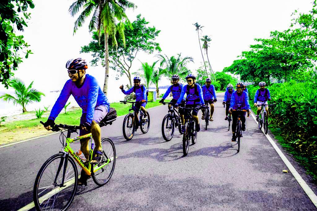 Manfaat bersepeda untuk kesehatan tubuh manusia